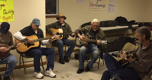 February Music Night at Renick Community Center