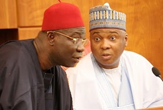 THE UNTOLD: 2016 Budged Impasse Linked To Ekweremadu's Deputy Senate Presidency
