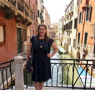 Marissa Houdek Rubino in Venice