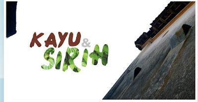 Blog Kayu Sirih Arinta Adiningtyas