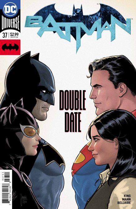 Batman randki catwoman