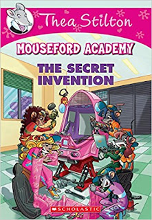 Thea Stilton: Mouseford Academy - The Secret Invention