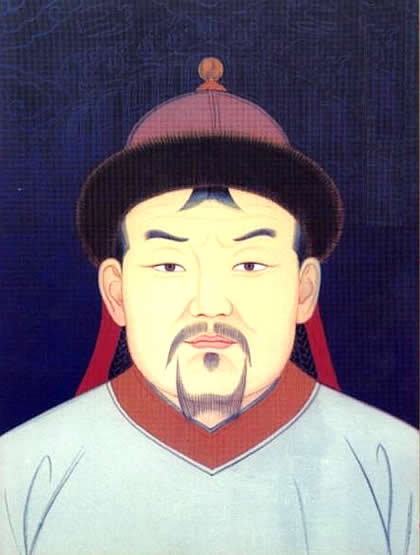 genghis khan the great leader of the mongol empire Key takeaways key points genghis khan was the first leader, or khan, of the mongol empire, from 1206 ce–1227 ce genghis khan generally advocated literacy.