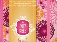 Bible Journaling for Girls of ALL Ages {NIV Holy Bible for Girls, Journal Edition Review}