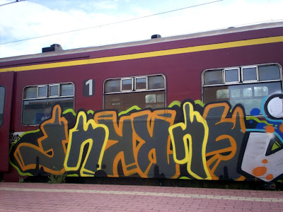 graffiti GURKUF