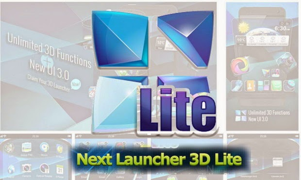 download launcher 3d