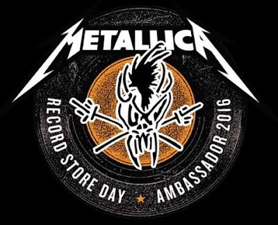 Metallica - Record Store Day 2016