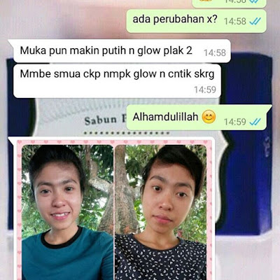 SABUN PEMUTIH HONEY GLOW