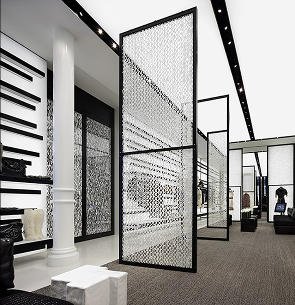 beverly hills Chanel Boutique