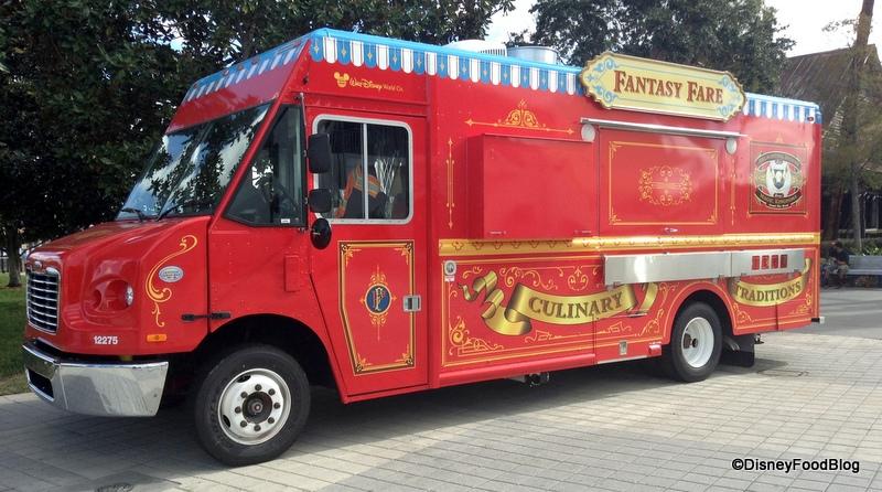 Seattle Italian Food Truck