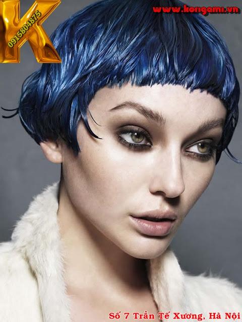 hair color, 3d, tóc nữ