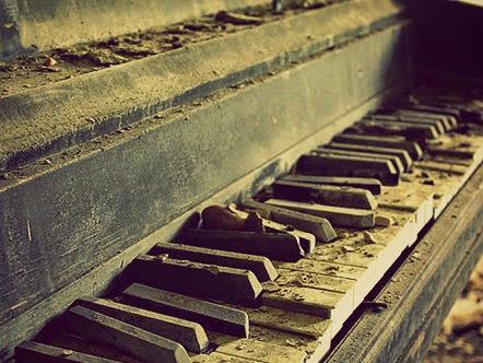 Broken Pianos and Mending Hearts