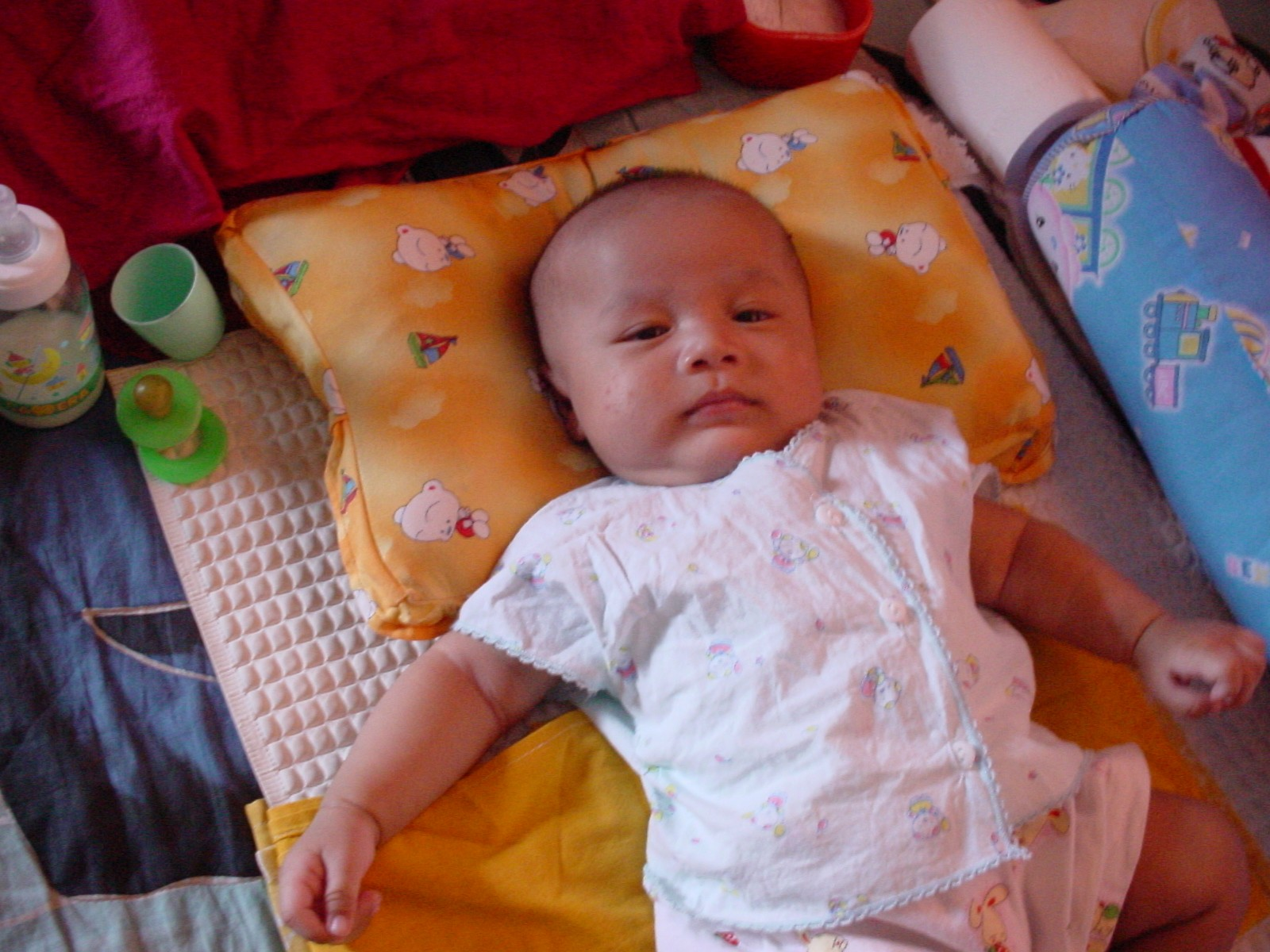 mikhael, 11 agustus 2003