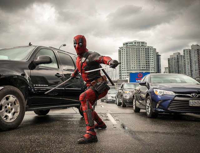 Nuevo anuncio de 'Deadpool' con 5% de metraje nuevo
