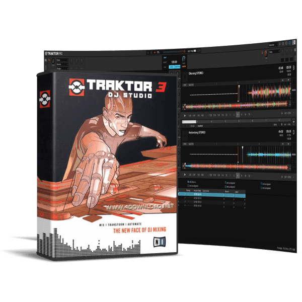 Native Instruments - Traktor Pro v3.0.2.10 Full version