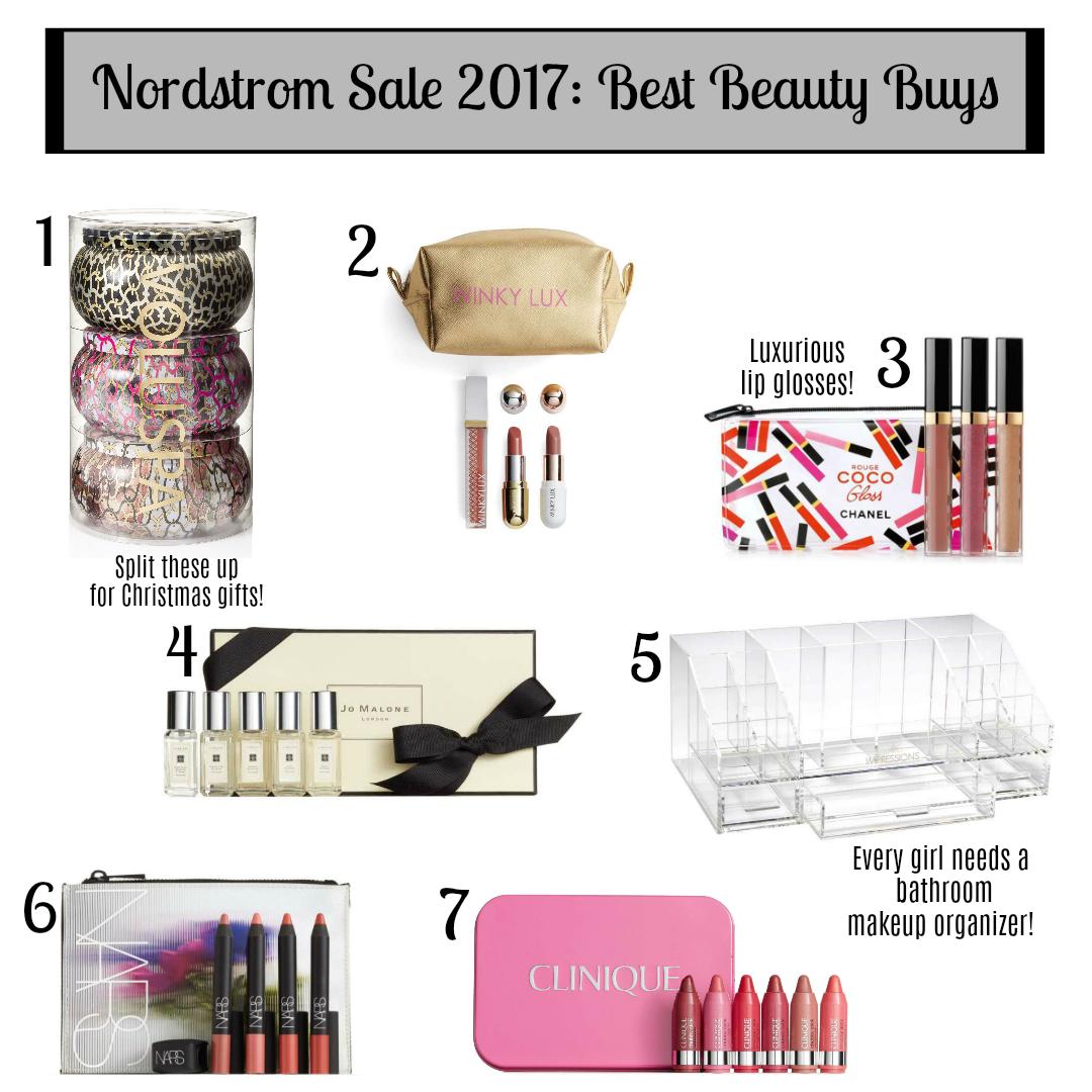 NORDSTROM SALE 2017: Best Beauty Picks.   Southern Belle in Training