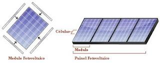 Células Fotovoltaicas - Energia Solar