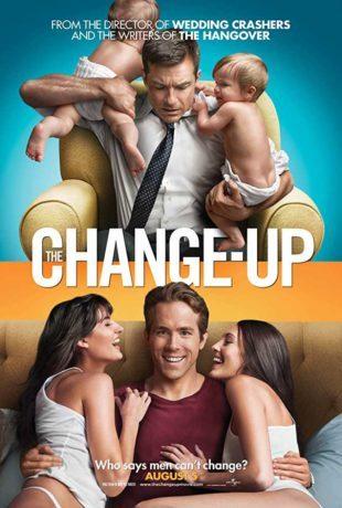 The Change-Up 2011 BRRip 720p Dual Audio In Hindi English