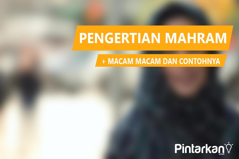 Pengertian Mahram