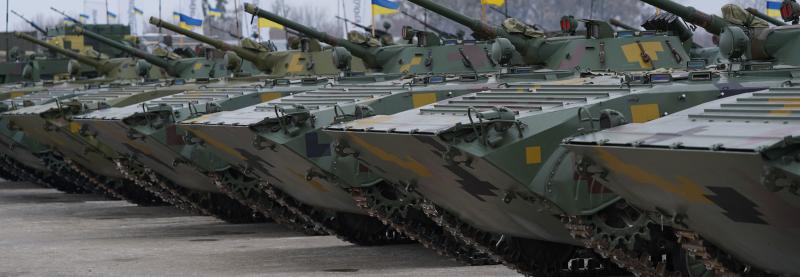 Президент затвердив державне оборонне замовлення