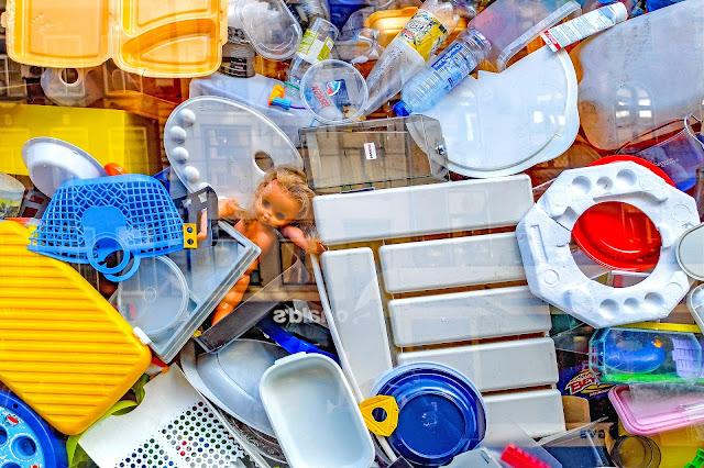 desperdicios del consumo