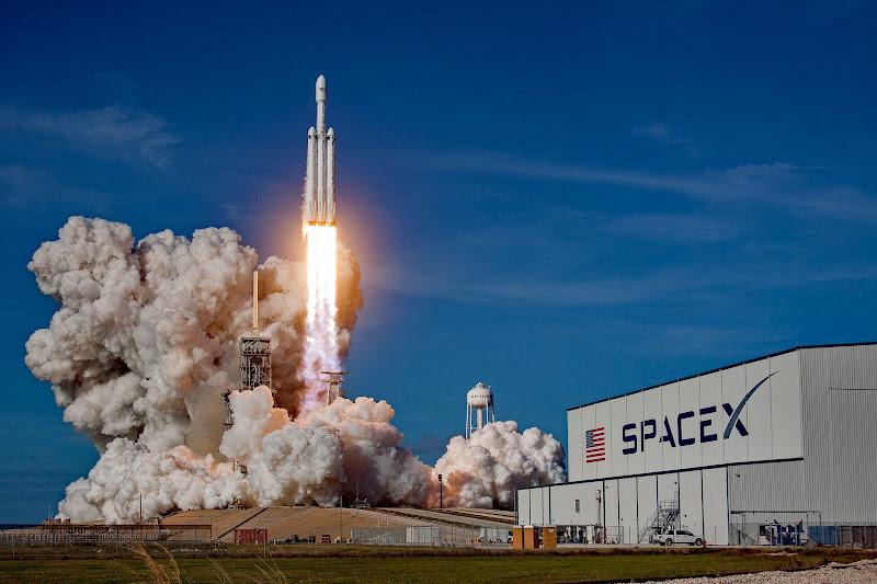 «Falcon Heavy Илона Маска» - Статья Андрея Климковского