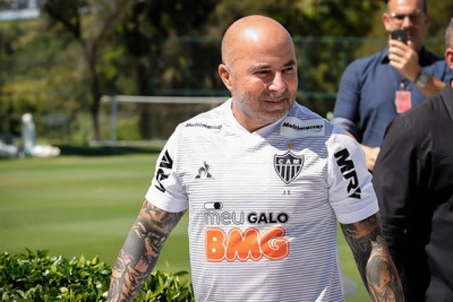 Neto ataca Sampaoli: 'Ele é um mentiroso no futebol, não sabe nada'