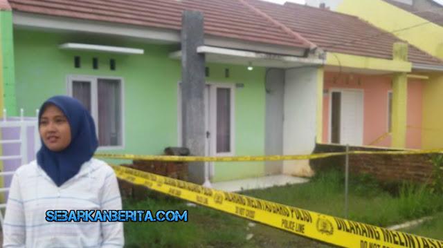 Pelaku pembunuhan mahasiswi Akper saat diintip tetangga belum pakai celana!