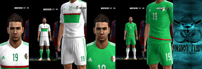 PES 2013 Algeria Kit 2016 By KIMO T.L.B 19