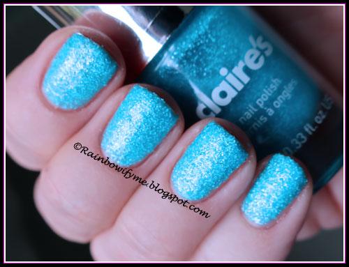 Claire's ~ Blue Sand