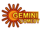 Gemini Comedy TV Logo