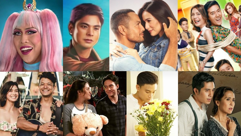 Metro Manila Festival (MMFF) 2017 eight official entries' trailers