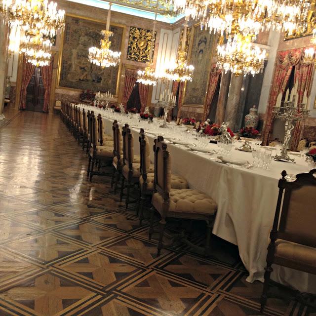 Sala dei banchetti, palacio real, Madrid, cosa vedere a madrid, itinerario a madrid, due giorni a Madrid, blogger madrid