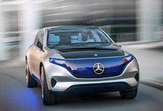 Mercedes-Benz EQ Engine