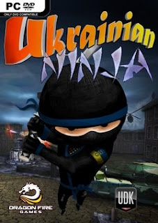 Download Ukrainian Ninja PC Game Gratis Full Version