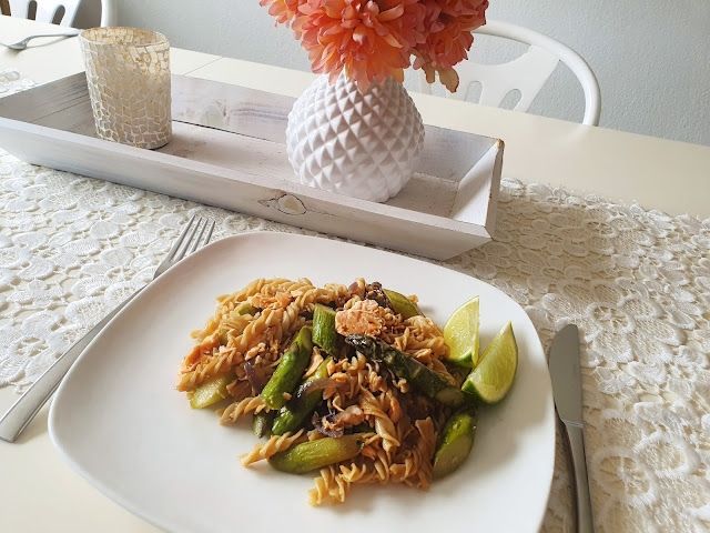pâtes-saumon-asperges