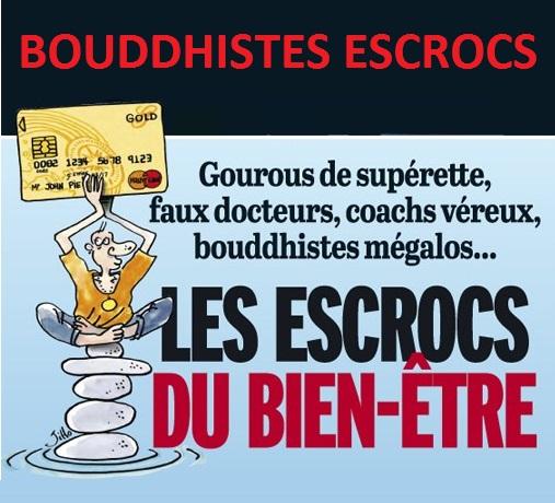 Bouddhanar les escrocs du bien tre for Salon du bien etre paris