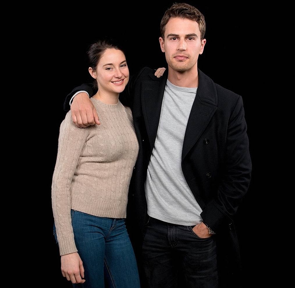 are shailene and theo still dating after 10