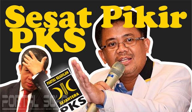 Sesat Pikir Janji Kampanye PKS Pajak Motor Dihapuskan