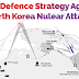 U.S.A Defence Strategy Against North Korea Nuclear Attack (Infographic)