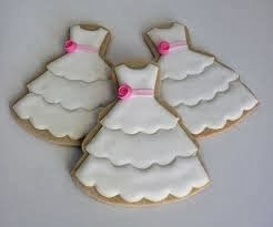 flower girl cookies