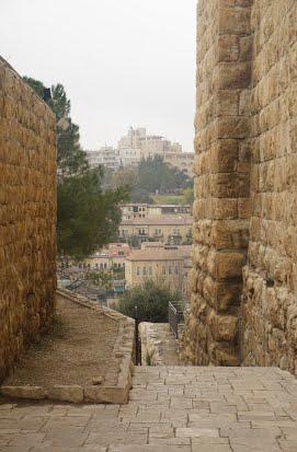 חומות העיר ירושלים