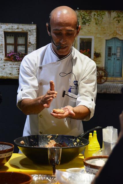 שף צ'רלי פדידה Chef Charlie Fadida