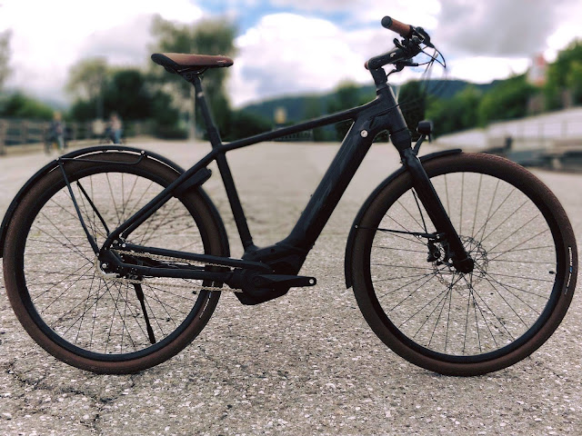 ktm launched the new macina gran 2018 electric urban bike. Black Bedroom Furniture Sets. Home Design Ideas