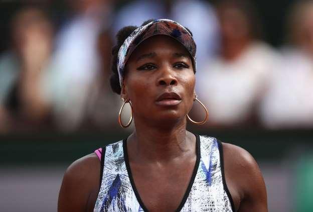 Venus Williams 'at fault' in Florida crash that killed man