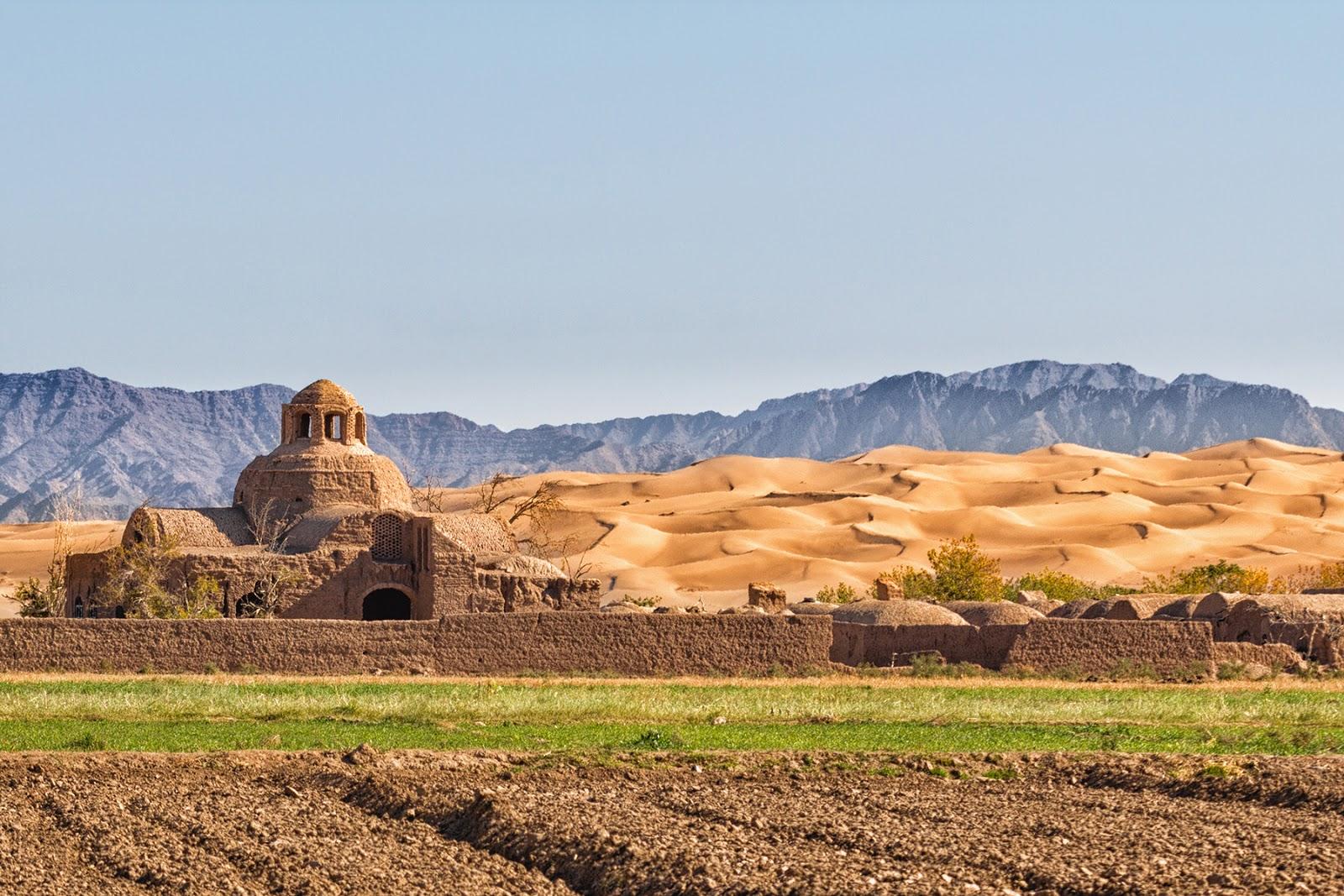 Iran-Droga do Tabas