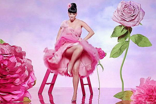 Katy Perry promotional photos
