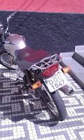 ROMO da GCM de Santo André apreende moto produto de roubo dentro da favela do São Jorge
