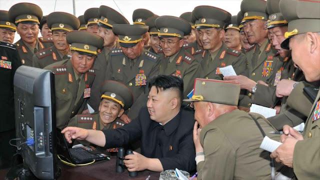 """""""Hackers"""" norcoreanos roban planes de guerra de Corea del Sur"""