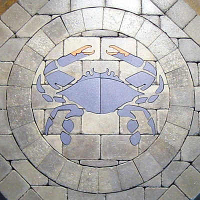Custom Stoneworks Amp Design Inc Paver Art For Your Job